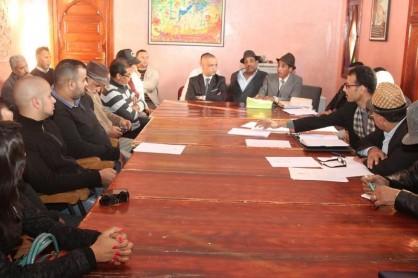 المسرحيون بمراكش يجددون مكتب  نقابة المسرحيين المغاربة