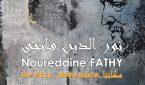 نور الدين فاتحي يعرض آخر أعماله بفيلا الفنون بالدار البيضاء