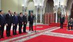 أسماء الوزراء الجدد في حكومة العثماني