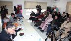 التعرف على مئة  شاب مغربي وإكسابهم  مهارات خاصة لمصاحبة ألف شخص في وضعية إعاقة