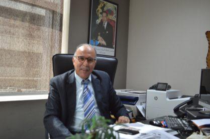 عبد المولى عبدالمومني: لا نلتفت للأمس همنا المستقبل وخدمة  منخرطي التعاضدية