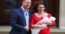 أول صور للأمير وليام وزوجته كيت عقب وضع مولودها الجديد