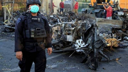 مفاجأة حول هوية وعمر منفذ هجمات الكنائس في إندونيسيا