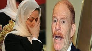 ابنة صدام حسين تعلن عن وفاة عزة الدوري